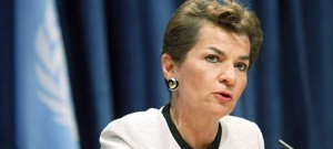 UNFCCC Chief Christiana Figueres