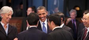 President Obama addresses opening plenary at JW Marriott