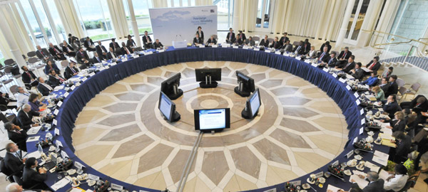 Climate change talks in Bonn