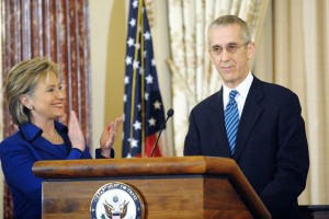 Lead US climate change negotiator Todd Stern is ling-time advisor to Hilary Clinton.