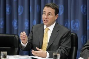 Achim Steiner, executive director of UNEP