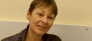 Caroline Lucas, Green Party MP
