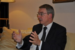 UK Climate Change Special representative John Ashton