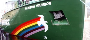 Video: Greenpeace says Rainbow Warrior offers climate hope