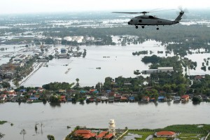 Climate Change to bring more flooding to Southeast Asia