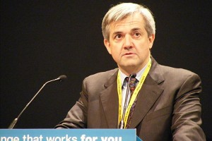 Chris Huhne says the UK will work to have a deal on Kyoto by 2015 (source: Wikimedia/David Spender)