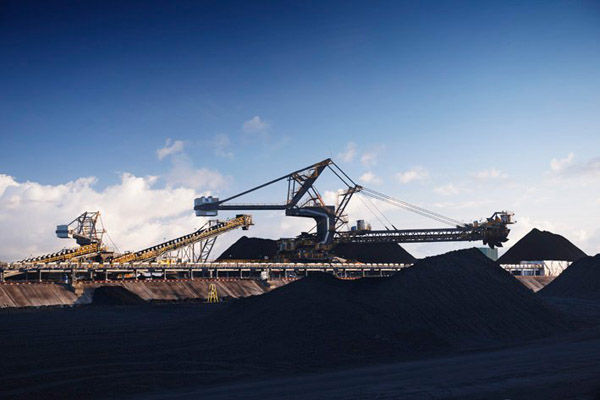A coal mine in Australia (Source: BHP Biliton)