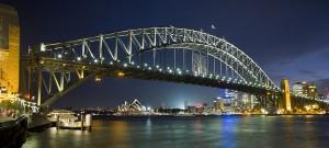 Sydney Harbour, climate change