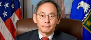US Energy Secretary Steven Chu