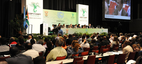 Respond Daily: Day ten at COP17