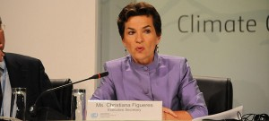Figueres expresses 'regret' at Canadian withdrawal from Kyoto