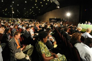 There is much still to be discussed in Durban as time runs out to save Kyoto (Source: UNFCCC) COP17