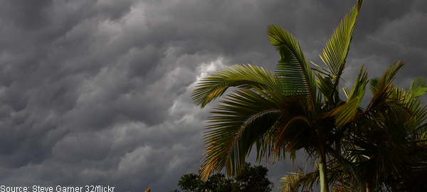2011: A year of climate disasters