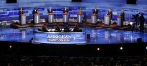 US Election 2012: Republican Presidential candidates on climate change