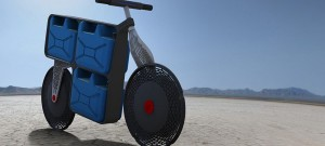 Water on wheels for the developing world