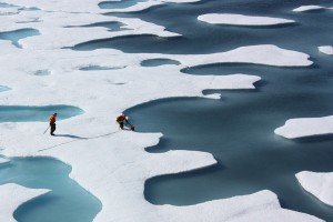 The Arctic environment is an area of special scientific interest and protection. (Source: NASA Goddard/Flickr)