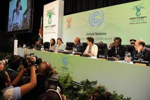 UNFCCC in Durban, COP17