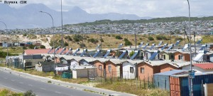 Podcast: Solar power bringing light to Africa's townships