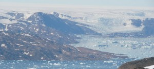 The Greenland ice sheet could be more sensitive to climate change than scientists previously thought (©Kitty Trewolbeck/creative commons)