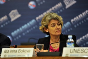 UNESCO's Irina Bokova called for collaboration across the board inclduing science, policy and business (© Itupictures/Creative Commons)