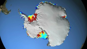 Warm oceans are driving ice loss in Antarctica, says study