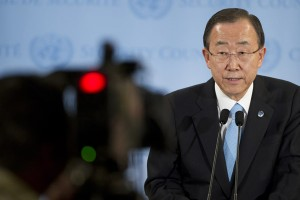Ban Ki-moon calls for Rio+20 to replace GDP with sustainable development index