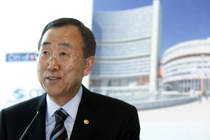 "Ban Ki-moon wades into Rio+20 agenda dispute with ""three clusters of ideas"""