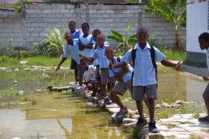 UNICEF: We must teach urban kids how to deal with disasters