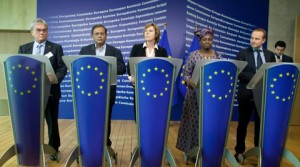 EU and poorest nations re-pledge climate ambition