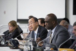 Tempers flare at Rio+20 negotiations as Ban Ki-moon urges progress
