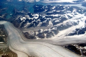 Greenland's glaciers contributing less to sea level rise than thought