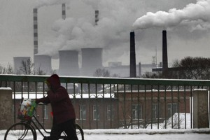 South Korea passes carbon trading laws to combat climate change