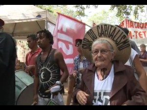 Rio+20: A day at Rio's other summit - the People's Conference