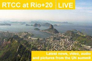 Rio+20 Day 2 Live: Coverage from the UN Summit on Sustainable Development