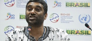 "Rio+20: Greenpeace boss slams ""scandalous"" politicians at Earth Summit"