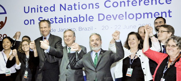 Rio+20 Comment: Summit whimpers to an inevitable conclusion