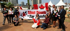 Youth Profile #3: Canada's climate coalition on taking on the Tar Sands lobby and fighting for Kyoto
