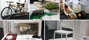 Carpet tiles, bike powered generators & bio-degradable cars: Five sustainable designs to change your world