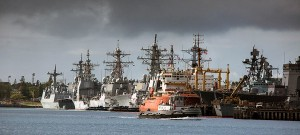 US Navy Great Green Fleet trials fire new salvo in battle against climate change