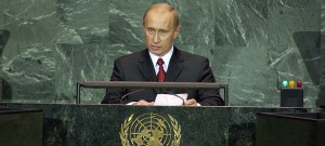 What's stopping Russia taking a lead at the UN climate change talks?