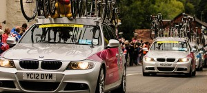 London 2012: A medal for innovation in the road race?