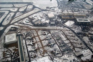 How to cut carbon emissions at Europe's busiest airport