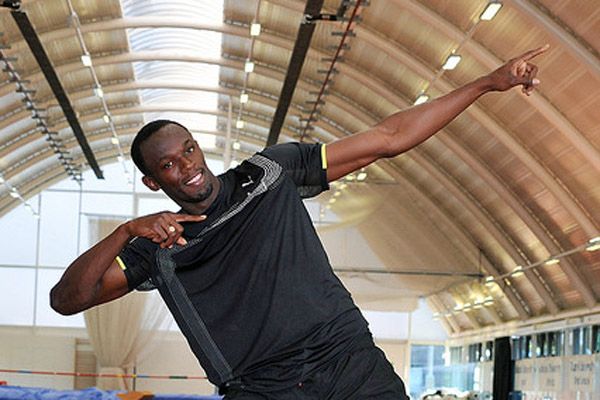 Will Usain Bolt cause a UK energy crisis during the 100m final?