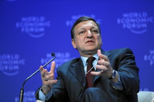 Barroso calls on EU to take lead in combating climate change