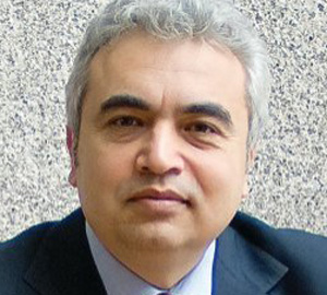 Fatih Birol: Door to 2 degrees could be closed by 2017