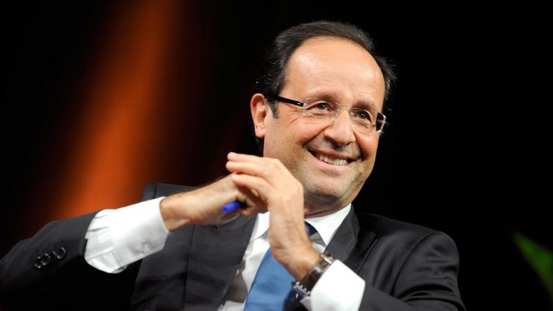 Hollande tells environment conference in Paris that EU should adopt tougher carbon targets (Source: jmayrault/Creative Commons)