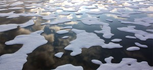 Arctic ice loss equivalent to 20 years of man-made CO2, says polar scientist