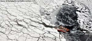 UNEP: Pollution from shipping and oil exploration could accelerate Arctic ice thaw