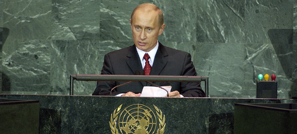 """Russia rules out taking part in """"useless"""" Kyoto Protocol"""