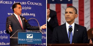 Activists get vocal over Obama and Romney 'climate silence'